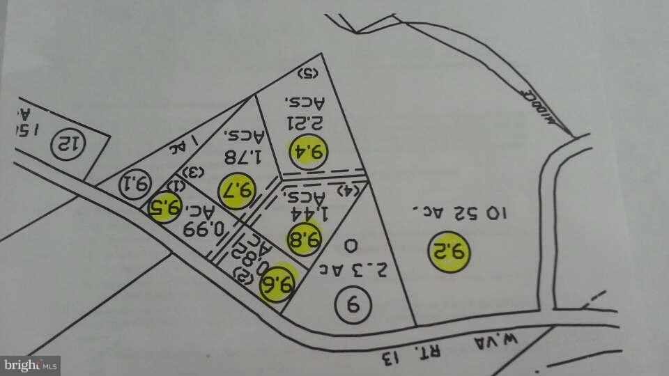 Additional photo for property listing at Lot 5 Winchester Grade Rd  Berkeley Springs, West Virginia 25411 United States