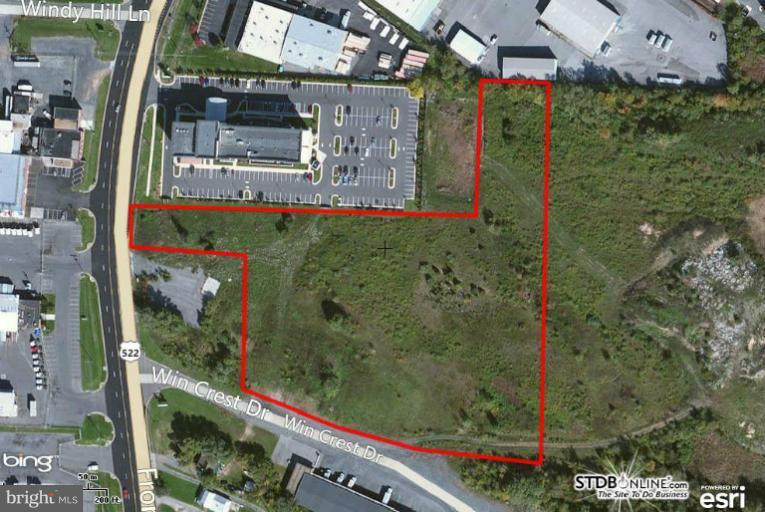 Land for Sale at 0 Front Royal Pike Winchester, Virginia 22602 United States