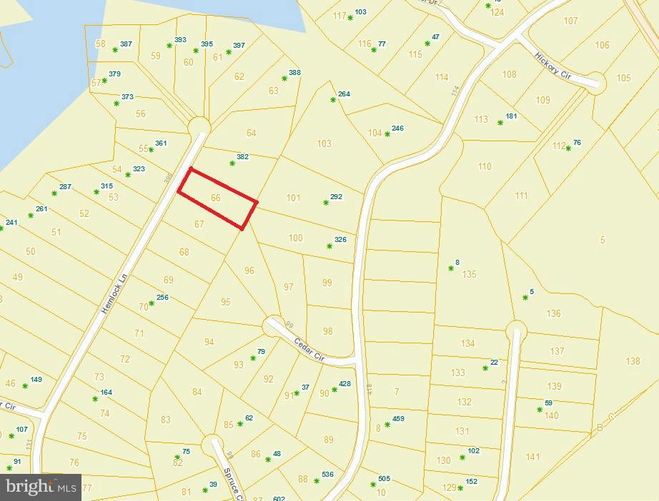 Land for Sale at Hemlock Ln Mineral, Virginia 23117 United States