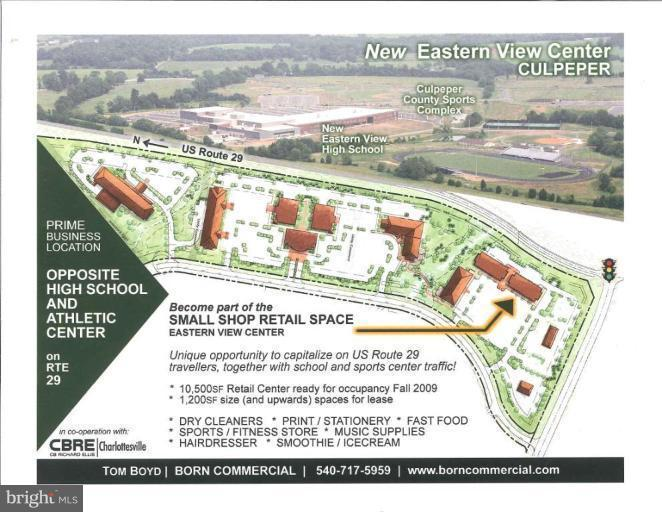 Land for Sale at Bennett Dr Culpeper, Virginia 22701 United States