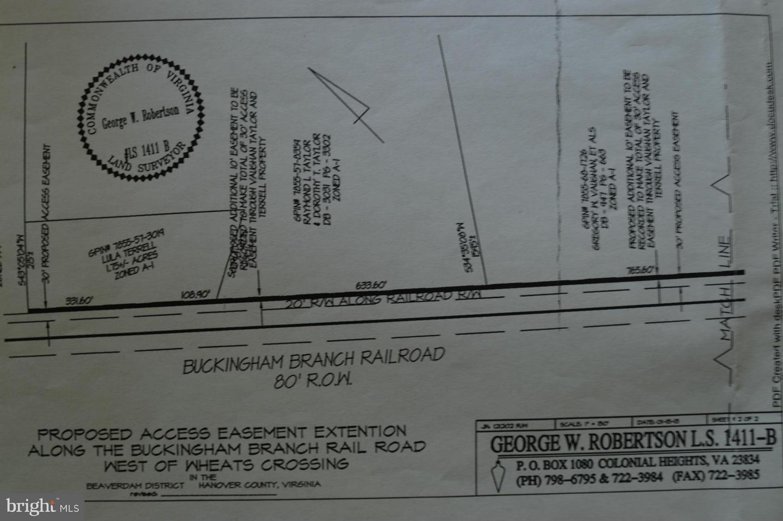 Additional photo for property listing at Verdon Rd W  Beaverdam, Virginia 23015 United States