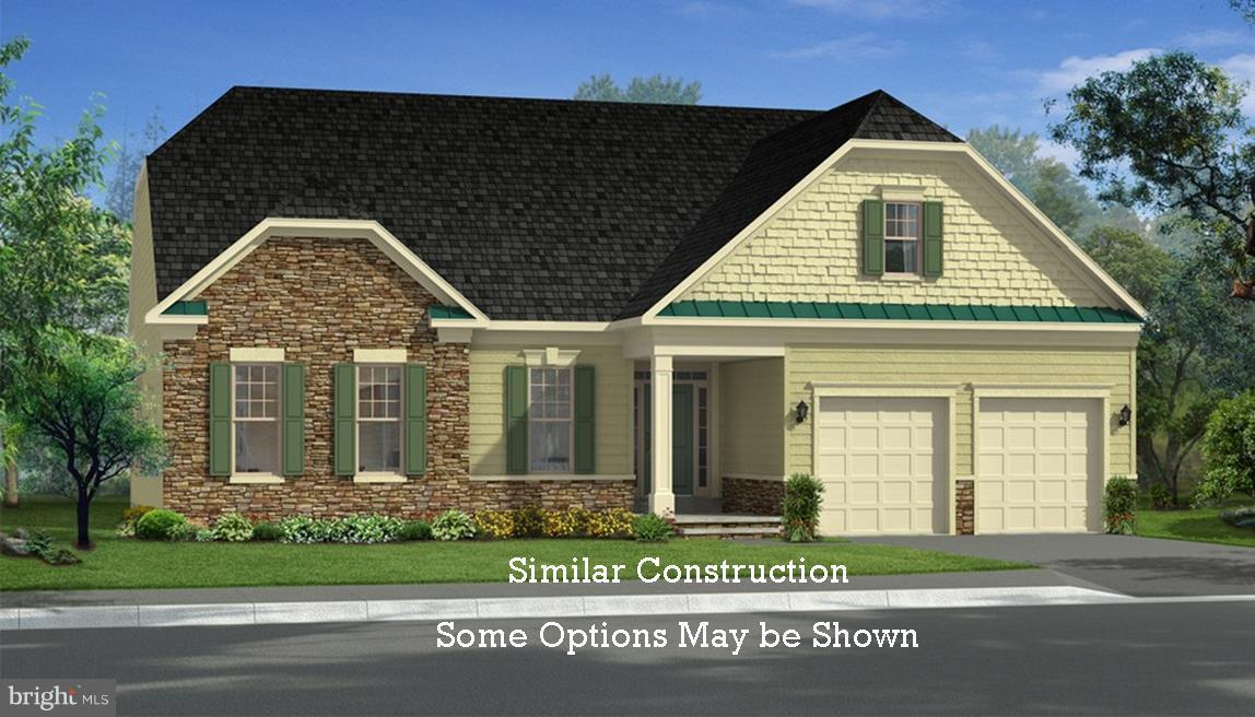 Additional photo for property listing at 0 Chickamauga Dr #ashland Plan  Harpers Ferry, West Virginia 25425 United States