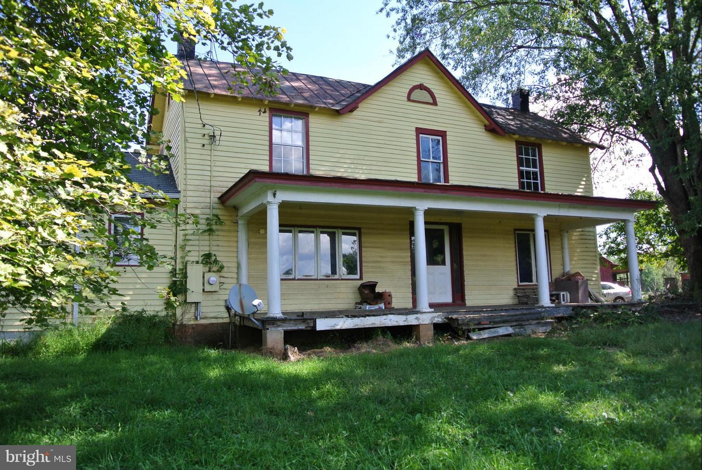 Farm for Sale at 111 Dennis Road Castleton, Virginia 22716 United States