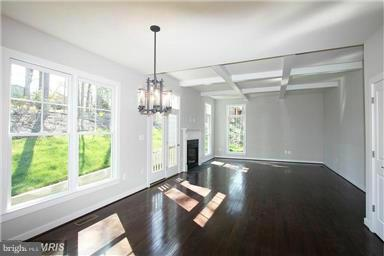 Model Home Breakfast Area flows into FR - 6112 COLCHESTER RD, FAIRFAX