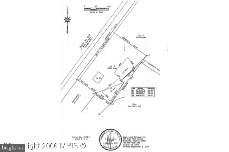 Land for Sale at White Post, Virginia 22663 United States