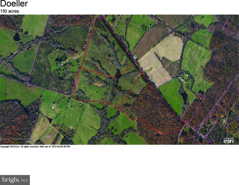 Land for Sale at Leeds Manor Rd Marshall, Virginia 20115 United States