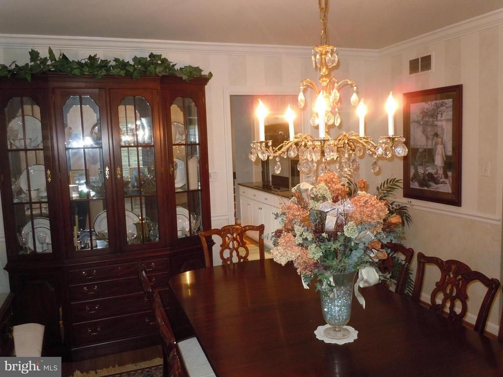 Dining Room - 3546 ABINGDON ST, ARLINGTON