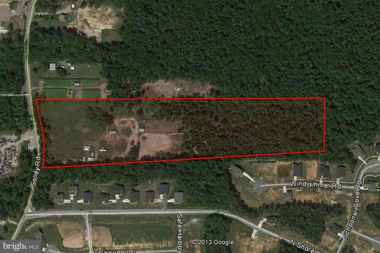 Land for Sale at Solley Road Solley Road Glen Burnie, Maryland 21060 United States