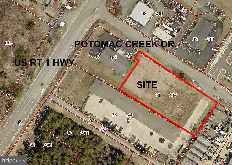 Land for Sale at Potomac Creek Fredericksburg, Virginia 22405 United States