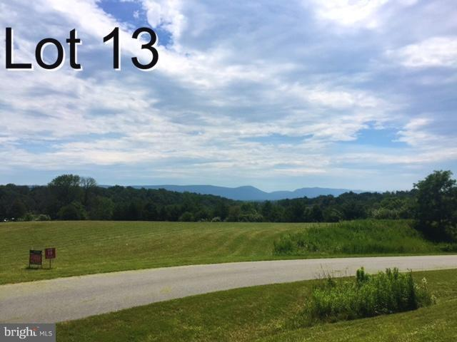 Land for Sale at Bergen Drive Lot # 13 Maurertown, Virginia 22644 United States