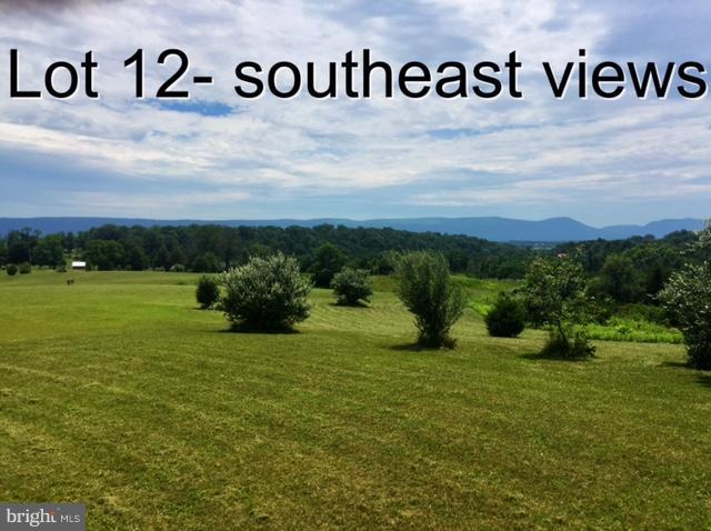 Land for Sale at Bergen Drive Lot # 12 Maurertown, Virginia 22644 United States