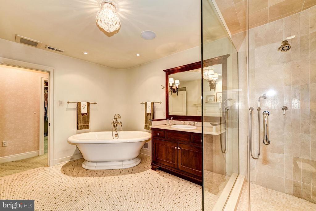 Bath (Master) - 2013 HOMEWOOD RD, ANNAPOLIS