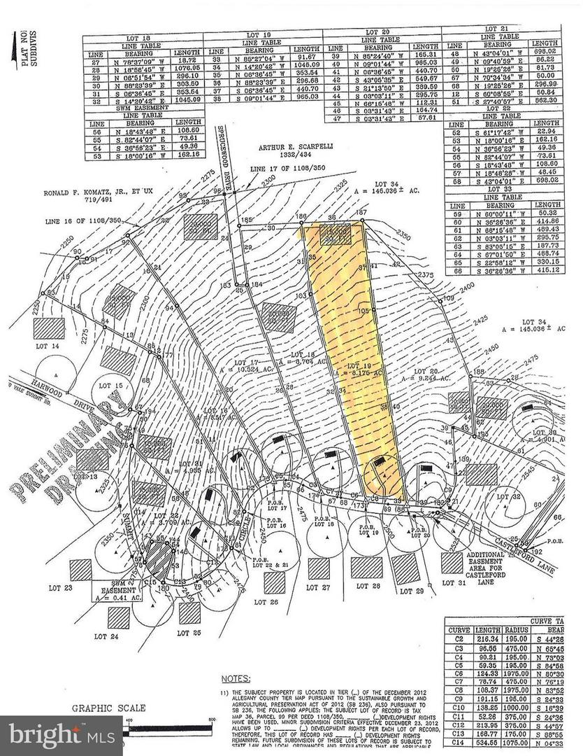 Additional photo for property listing at 19lot # 19 Simmit Cir  Frostburg, Maryland 21532 United States