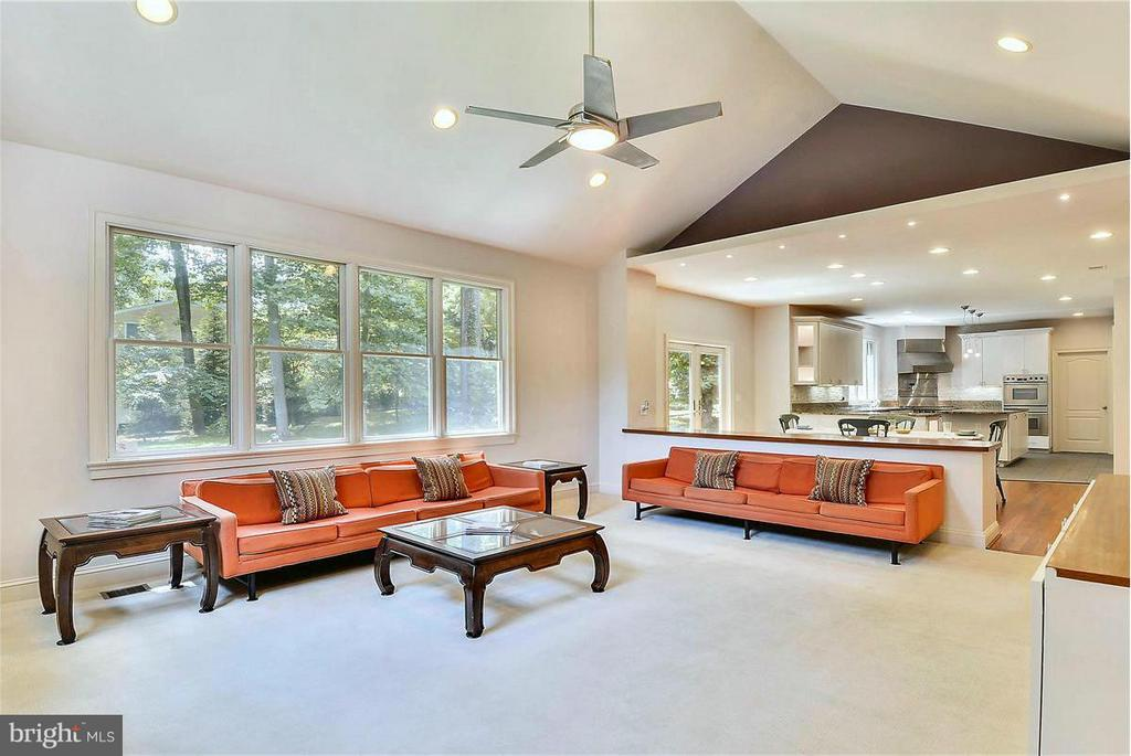 Another View of Family Room - 1808 RIVER WATCH LN, ANNAPOLIS