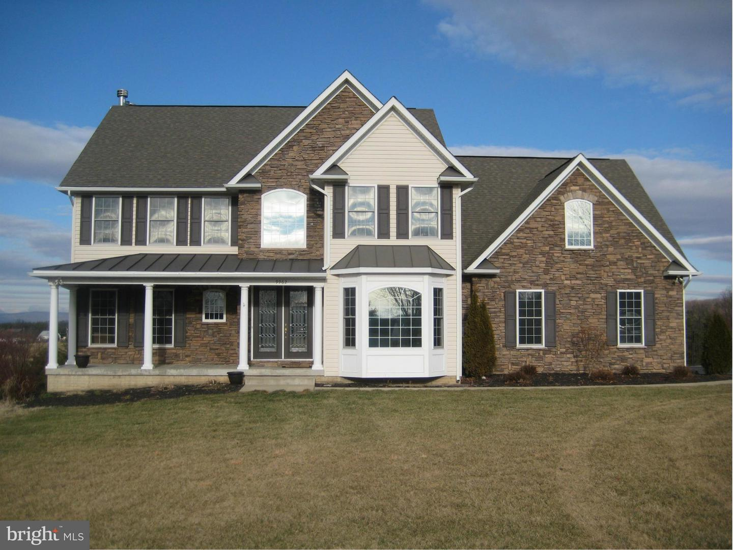 Single Family for Sale at 11924 Oak Hill Rd Woodsboro, Maryland 21798 United States