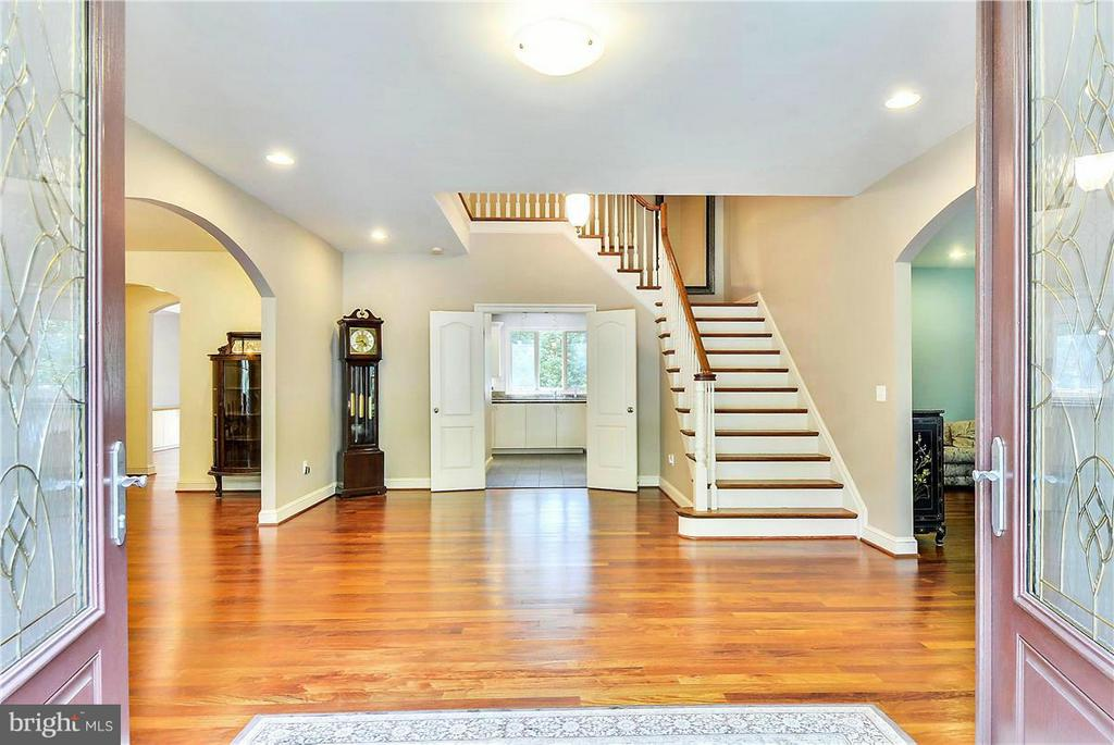Another View of Grand Foyer - 1808 RIVER WATCH LN, ANNAPOLIS