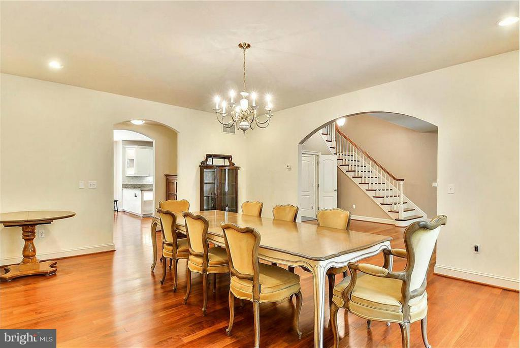 Formal Dining Room -will accommodate Banquet Table - 1808 RIVER WATCH LN, ANNAPOLIS