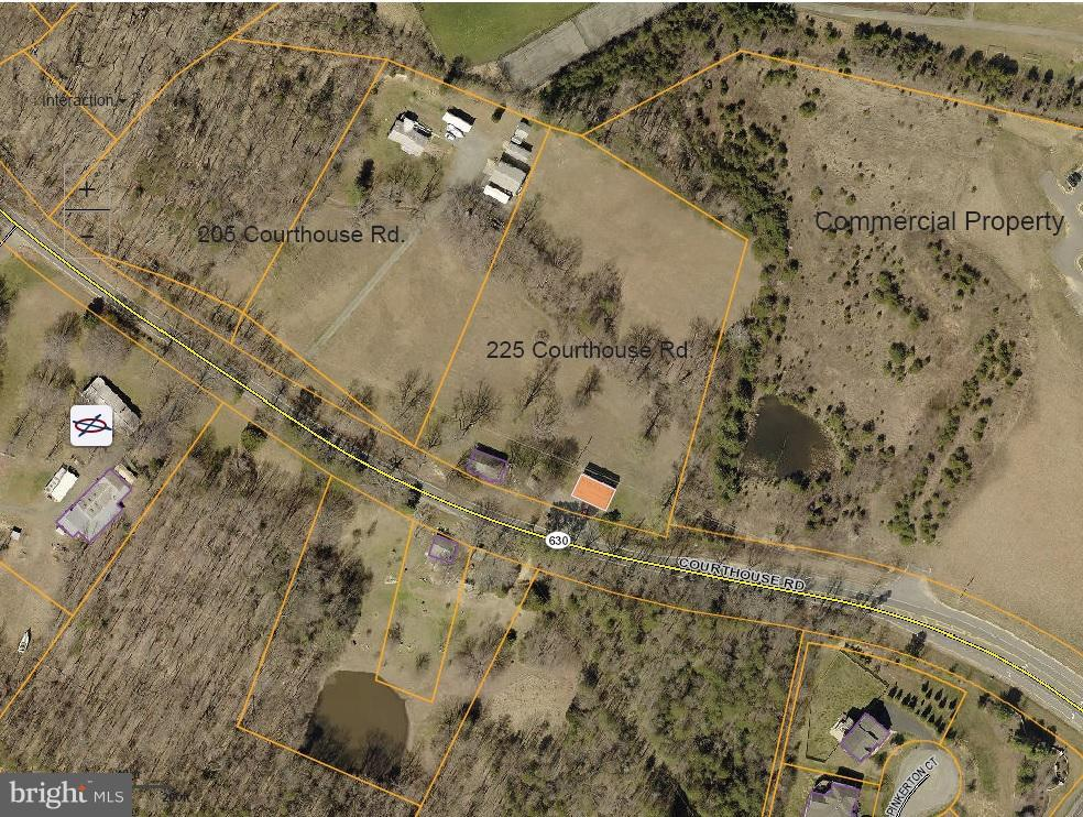 Land for Sale at 205 Courthouse Rd Stafford, Virginia 22554 United States