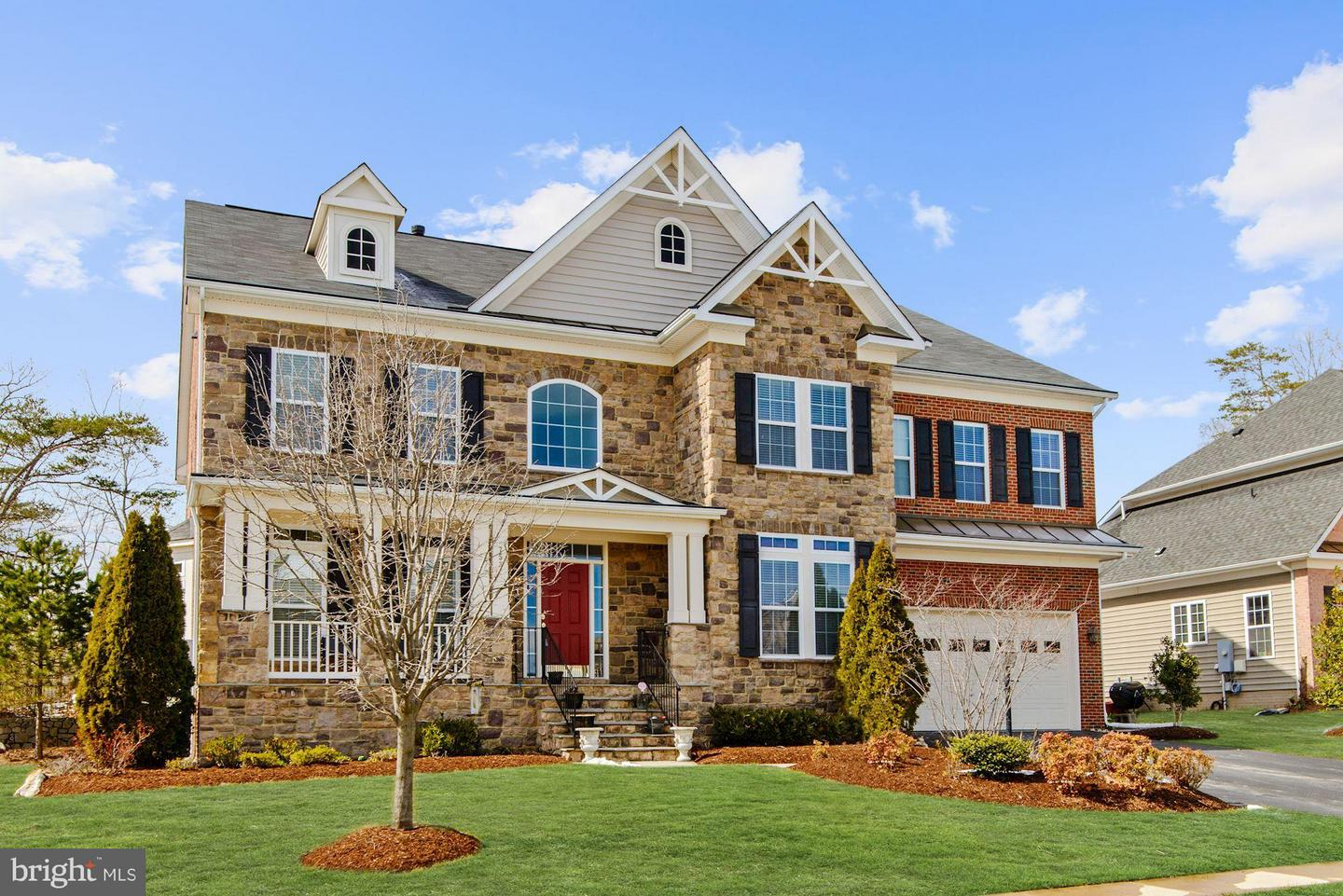 Single Family Home for Sale at 7532 Red Hill Drive 7532 Red Hill Drive Springfield, Virginia 22153 United States