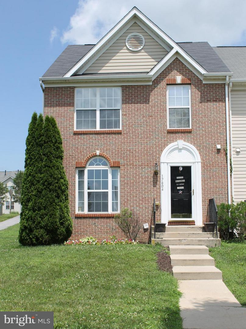 Single Family for Sale at 17604 Gettysburg Way Hagerstown, Maryland 21740 United States