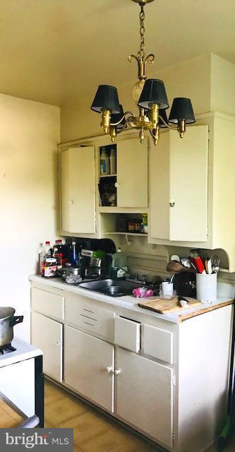 Kitchen - 5 BRANDYWINE ST SE #32, WASHINGTON
