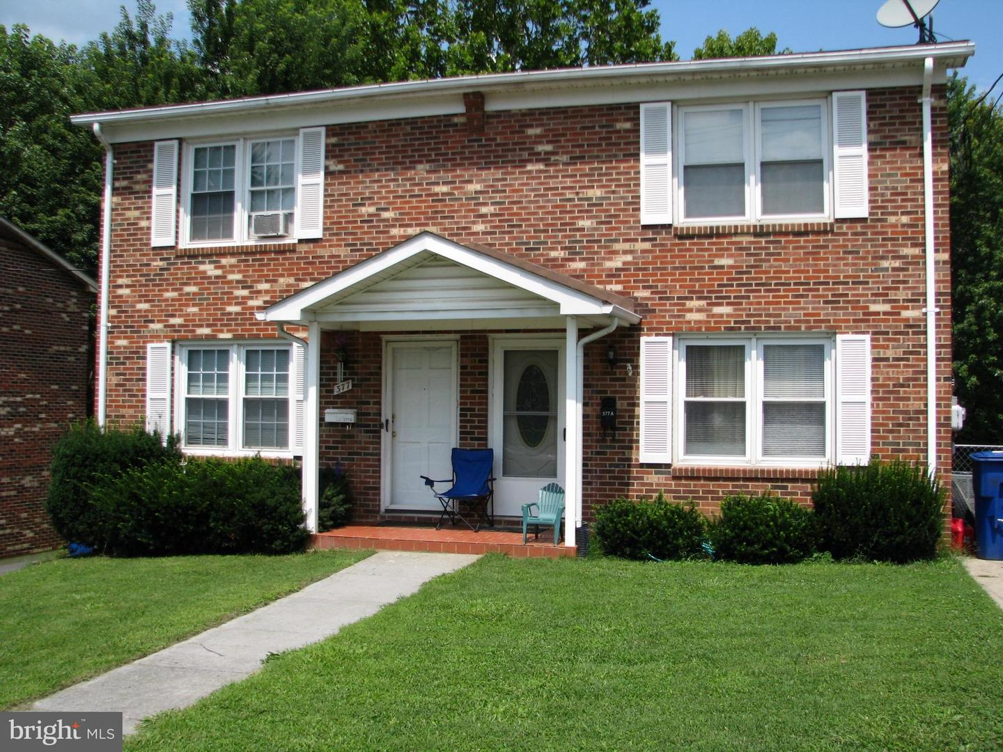 Single Family for Sale at 377 11th St W Front Royal, Virginia 22630 United States