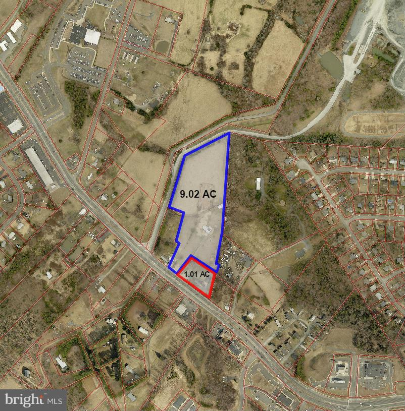 Land for Sale at 990 Garrisonville Rd Stafford, Virginia 22556 United States
