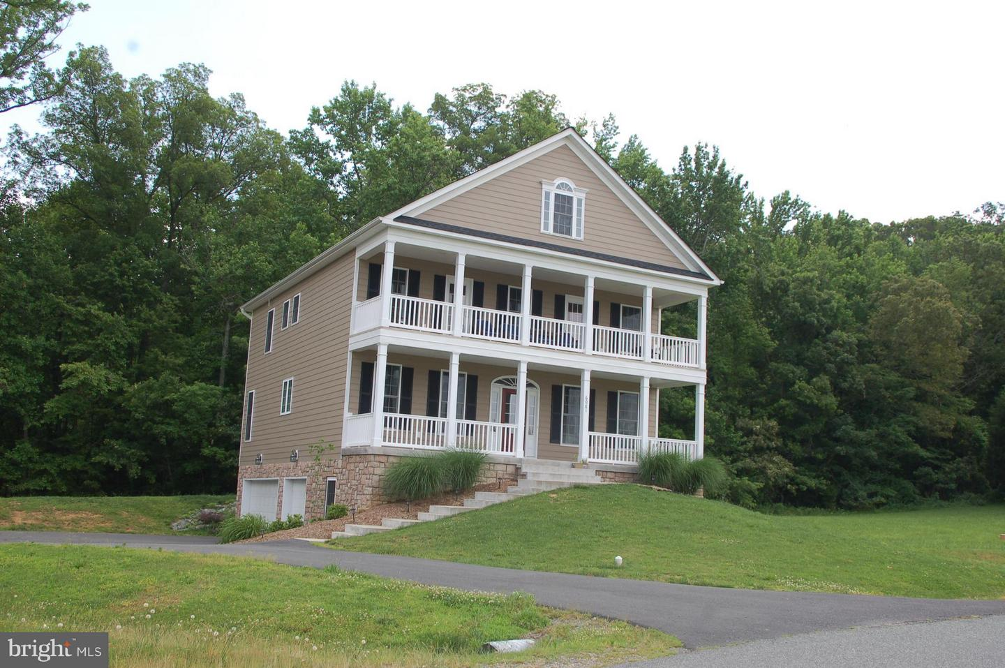 Photo of home for sale at 86 Marina Court, King George VA
