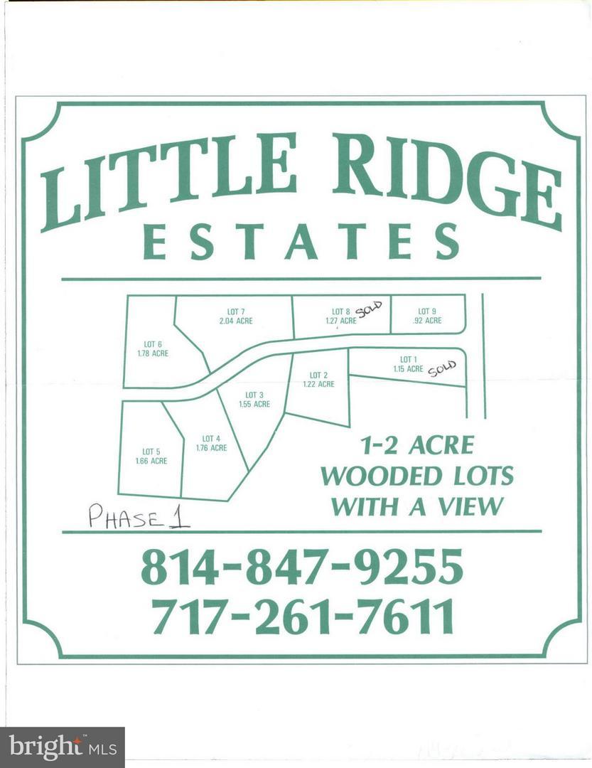 Land for Sale at Ridge Way Drive Everett, Pennsylvania 15537 United States