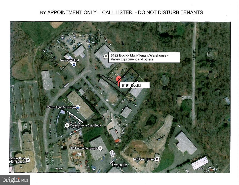 Photo of home for sale at 8191 Euclid Court, Manassas Park VA