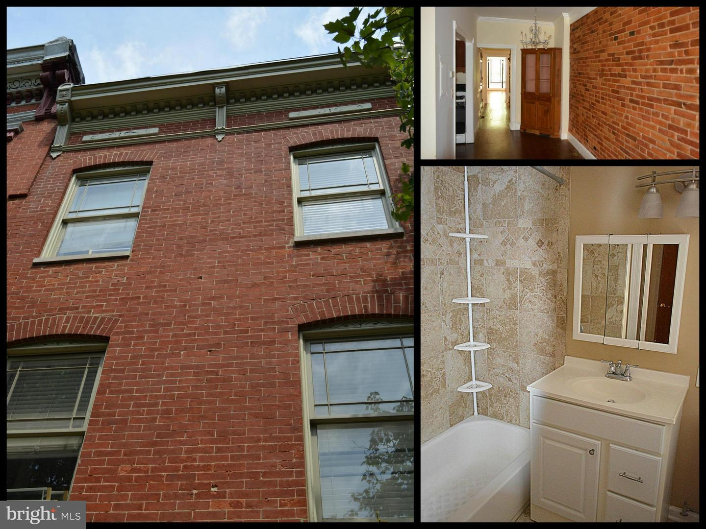 Photo of home for sale at 829 Bond Street, Baltimore MD
