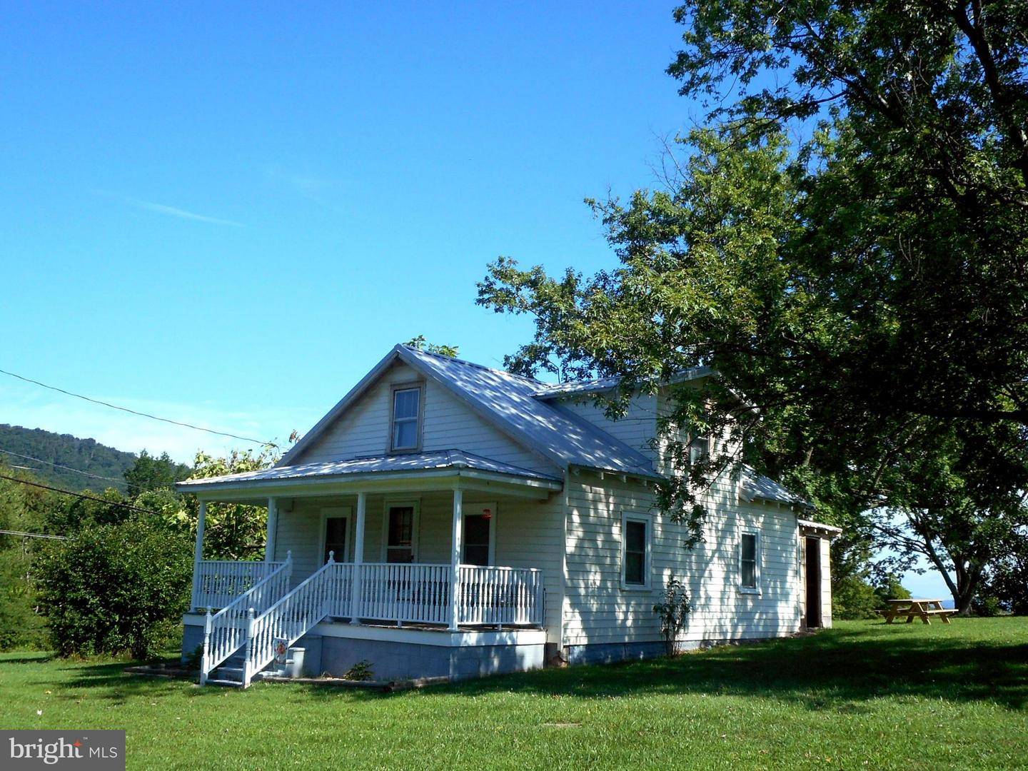 Single Family for Sale at 22592 Cacapon Road Paw Paw, West Virginia 25434 United States