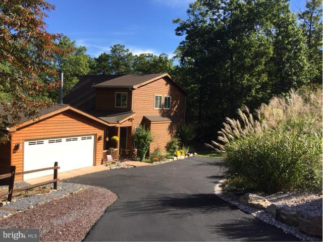 Photo of home for sale at 650 Toboggan Hill Trail, Hedgesville WV