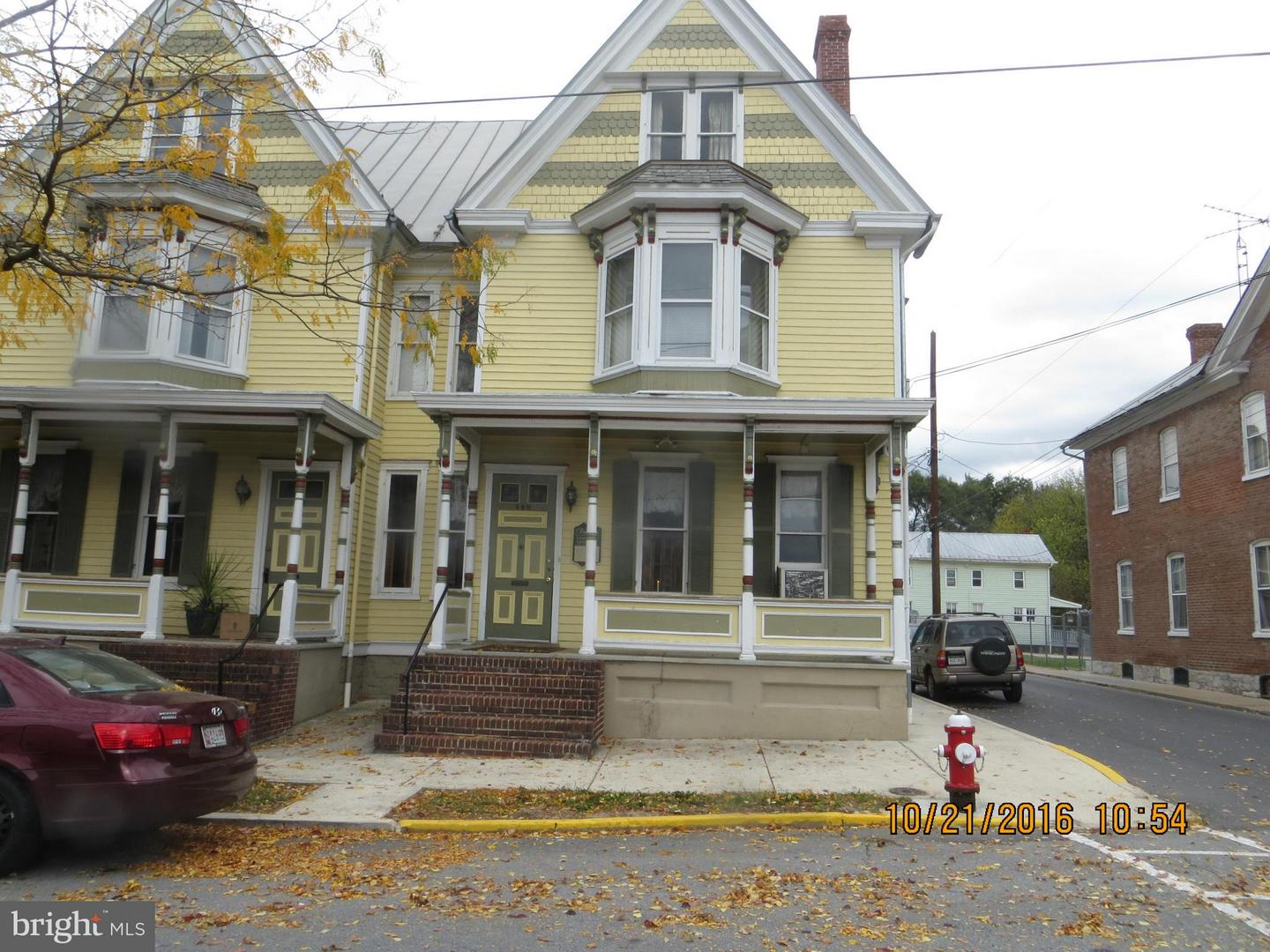 Photo of home for sale at 400 Martin Street W, Martinsburg WV