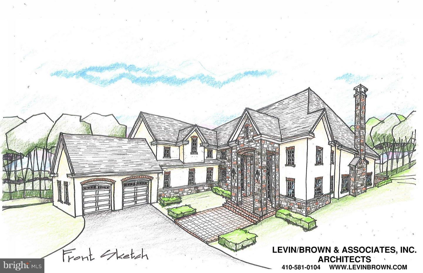 Land for Sale at 3200a Timberfield Ln Pikesville, Maryland 21208 United States