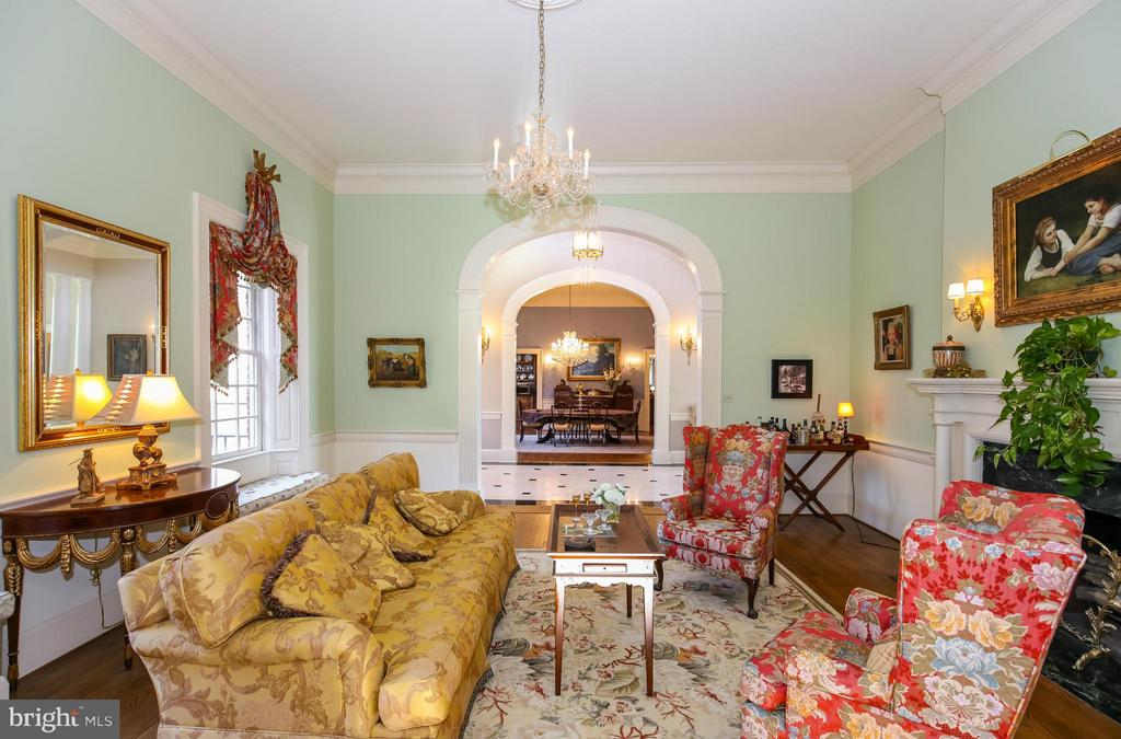 Living Room - 11521 POTOMAC RD, LORTON