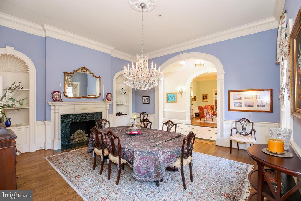 Dining Room - 11521 POTOMAC RD, LORTON