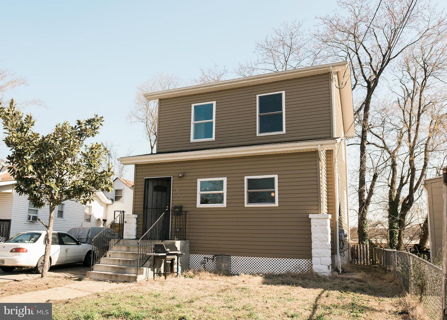 Photo of home for sale at 4803 48th Avenue, Hyattsville MD