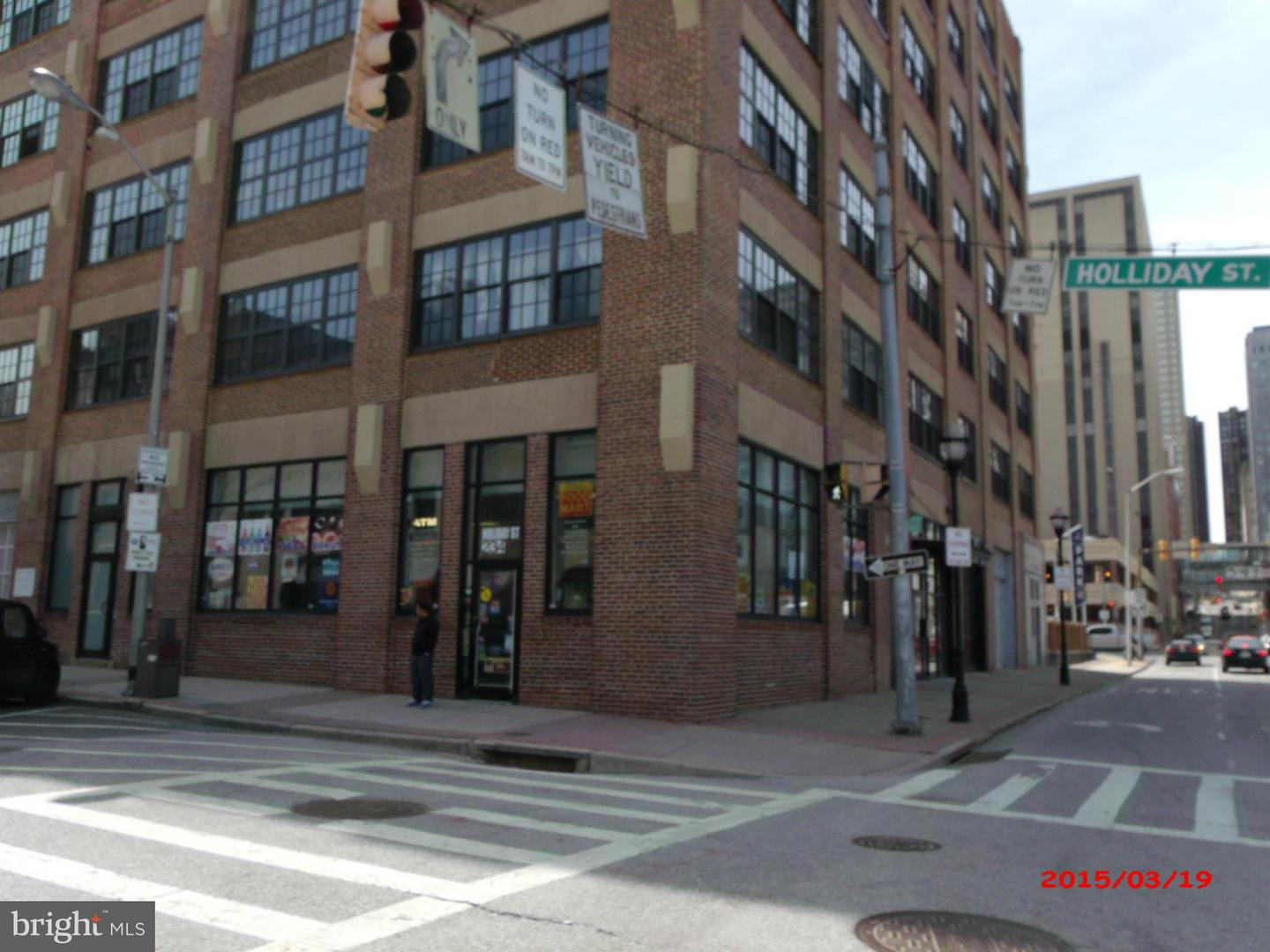 Photo of home for sale at 234 Holliday Street, Baltimore MD