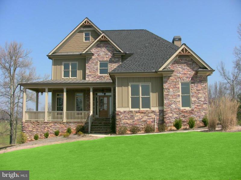 Exterior (Front) - 14292 HARRISVILLE RD, MOUNT AIRY