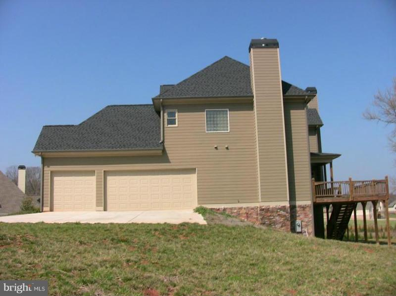 Exterior (Rear) - 14292 HARRISVILLE RD, MOUNT AIRY