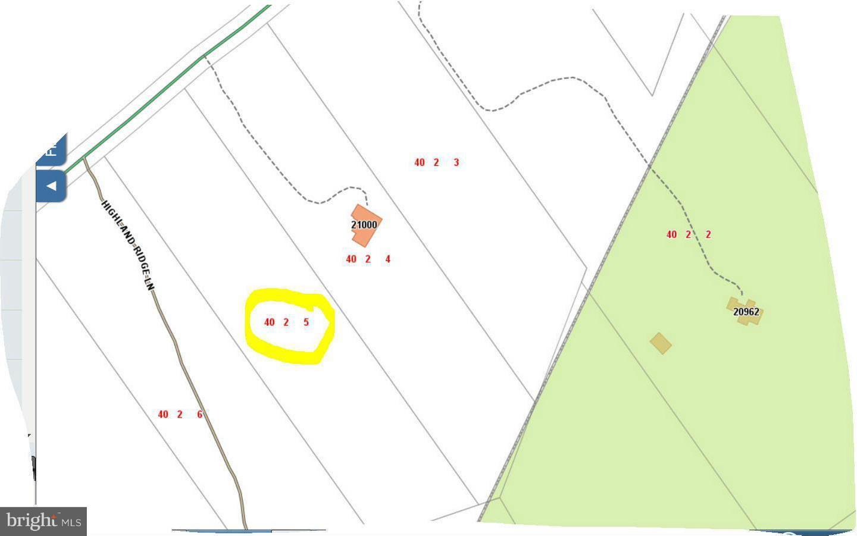 أراضي للـ Sale في Paris, Virginia 20130 United States