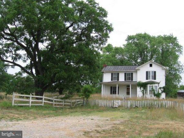 Photo of home for sale at 8897 Winchester Road, Front Royal VA