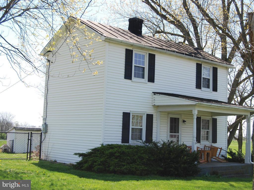 Exterior (Front) - 537 LONGMARSH RD, BERRYVILLE