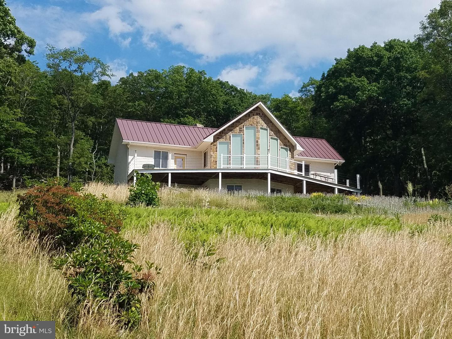 Photo of home for sale at 708 Buckbee Hollow, Maysville WV