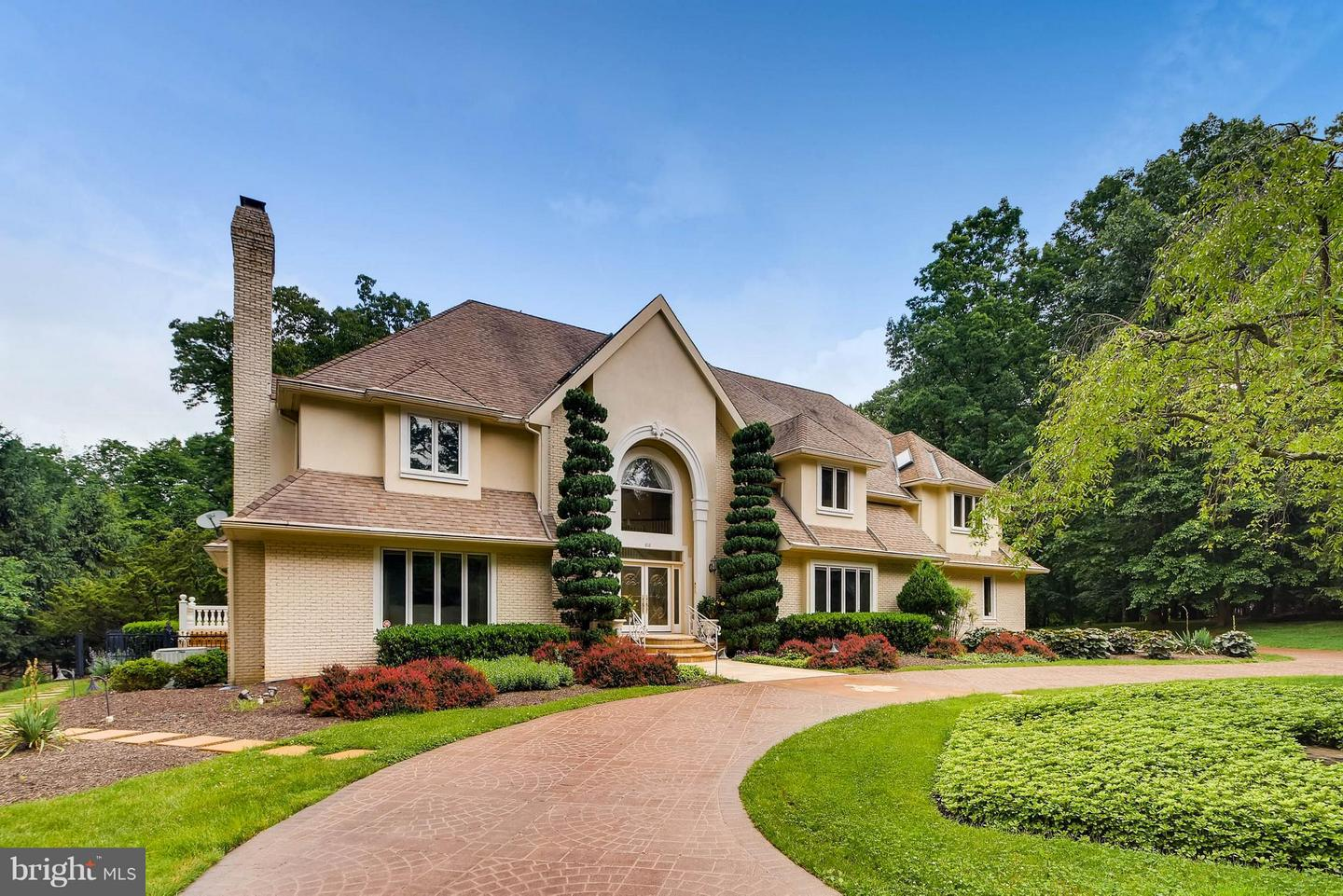 Single Family for Sale at 818 Katesford Rd Hunt Valley, Maryland 21030 United States