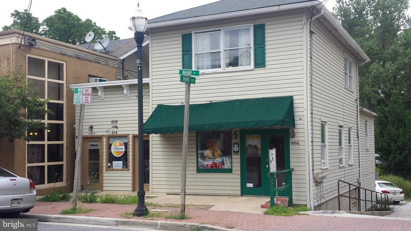 Photo of home for sale at 509 Main Street, Laurel MD