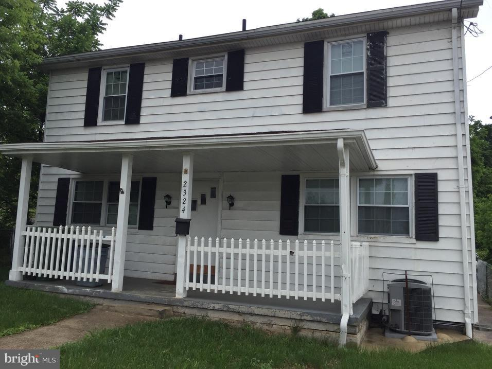 Single Family for Sale at 2324 Washington Blvd Baltimore, Maryland 21230 United States