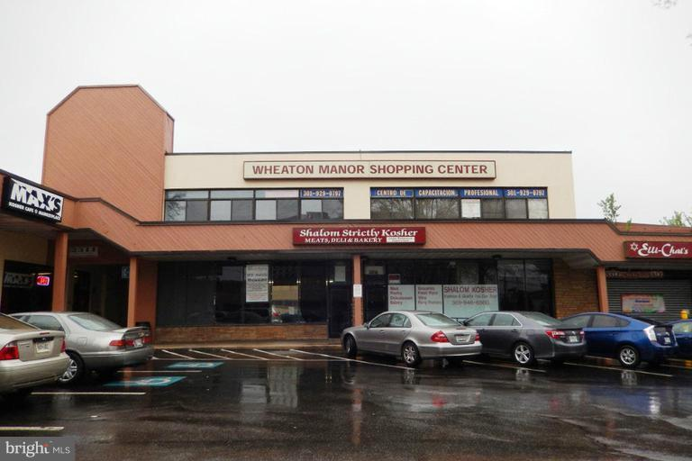 Commercial for Sale at 2311 University Blvd #3 Wheaton, Maryland 20902 United States