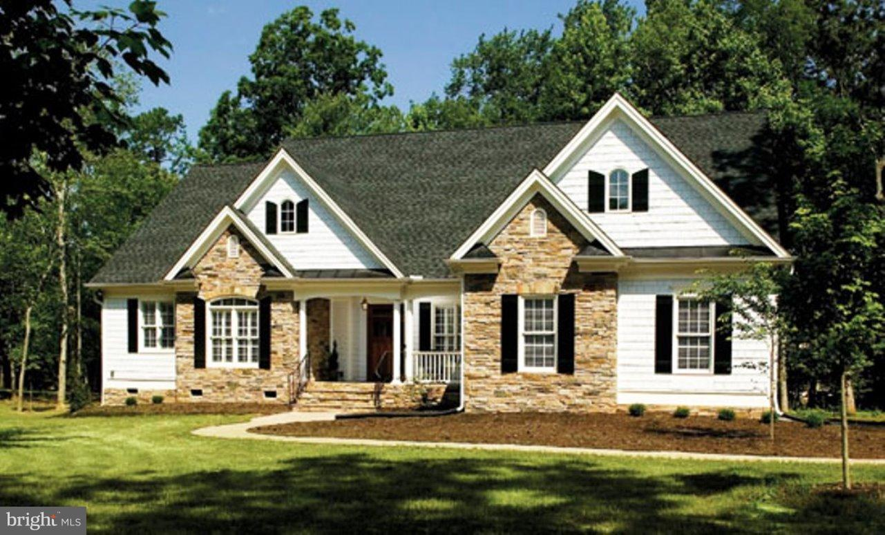 Single Family for Sale at 6lot Walnut Creek Ln Rixeyville, Virginia 22737 United States